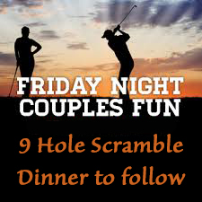Couples Night - Golf & Dinner