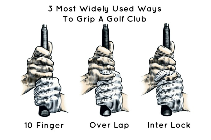 Image result for proper golf grip