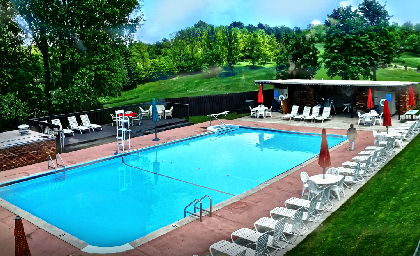 Swimming Pool The Pines Country Club